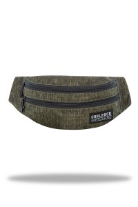 COOLPACK MADISON SASZETKA NERKA SNOW OLIVE GREEN
