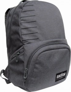 ST.RIGHT PLECAK 3-KOMOROWY BP35 LIGHT GRAY MELANGE 26L