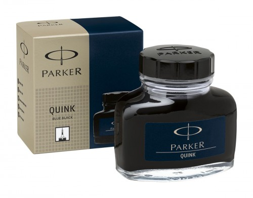 ATRAMENT PARKER QUINK W BUTELCE 57ML GRANATOWY 1950378