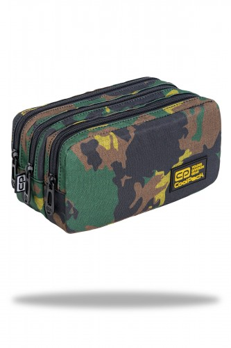 COOLPACK PRIMUS PIÓRNIK SASZETKA POTRÓJNA MILITARY JUNGLE