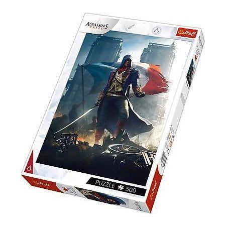 PUZZLE 500 TREFL ASSASIN CREED THE GAME 37275