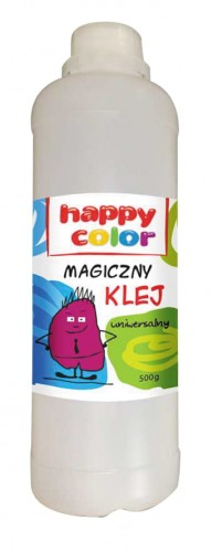 KLEJ UNIWERSALNY 500ML HAPPY COLOR