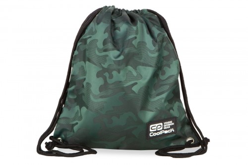 COOLPACK SPRINT LINE WOREK SPORTOWY NA BUTY ARMY GREEN