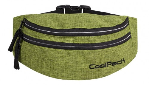 COOLPACK MADISON SASZETKA NERKA SNOW LIME/SILVER