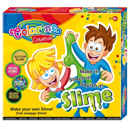 ZESTAW SLIME COLORINO CREATIVE KIDS 36827PTR