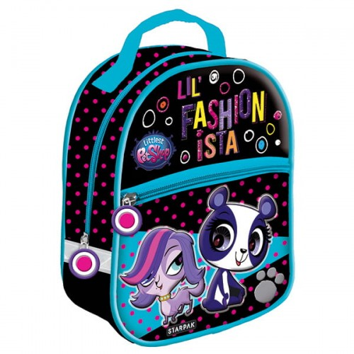 PLECAK MINI STK 18-12 LITTLEST PET SHOP